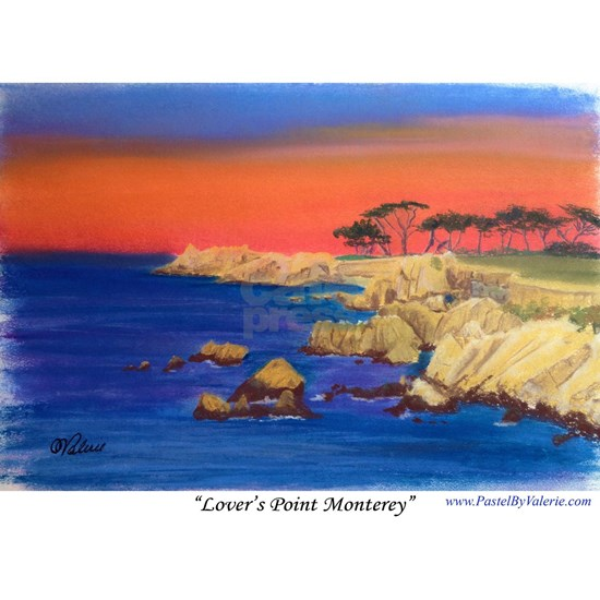 Lovers Point Monterey
