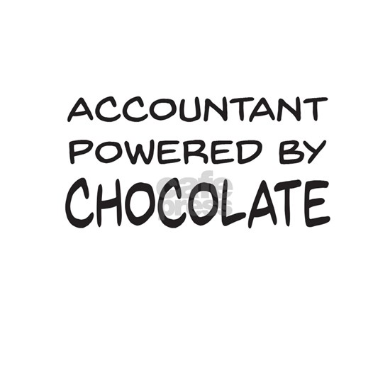 Accountant Powered By Chocolate