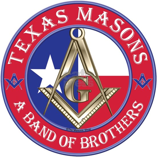 Texas Masons. A Band of Brothers