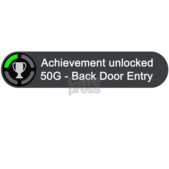 Backdoor Entry (Achievement)