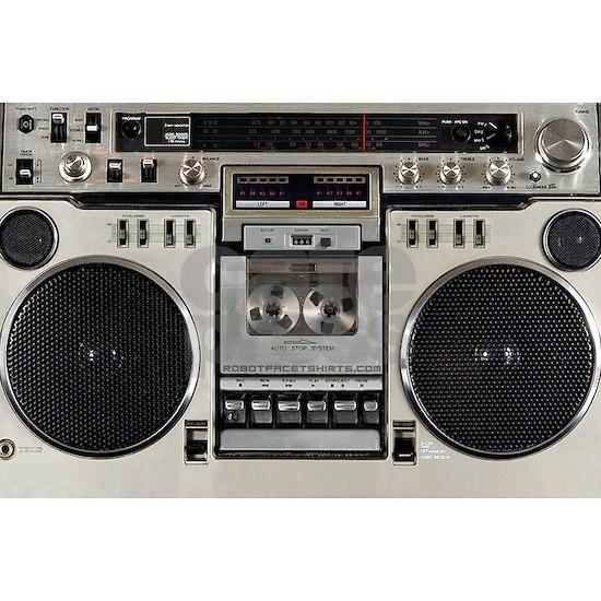 Vintage 80s Boombox