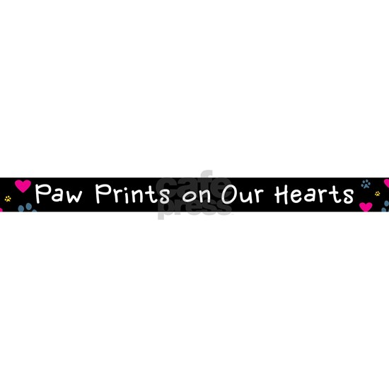 paw-prints-heart-license-plate-frame