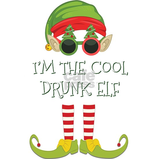 I'm The Cool Drunk Elf