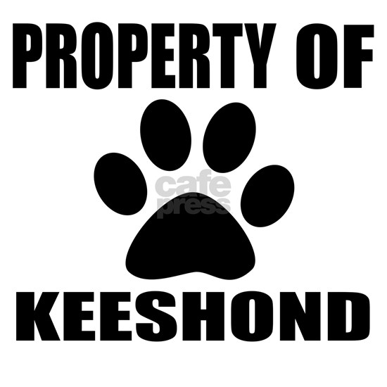 Property Of Keeshond