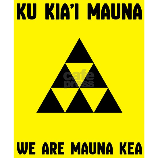 We Are Mauna Kea