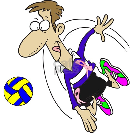 VOLLEY BOY TOON (RIBBON)
