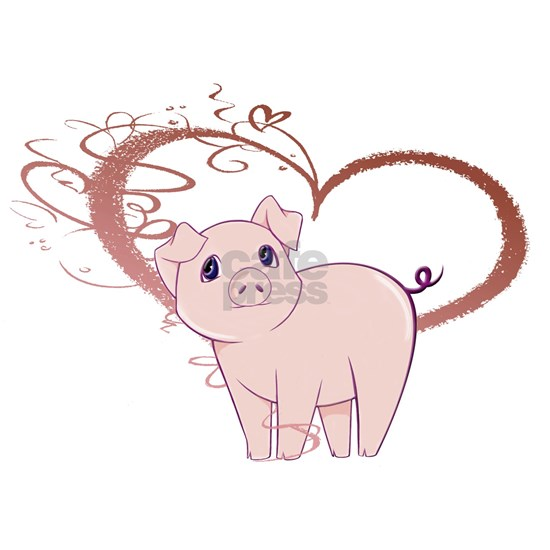 Cute Piggy Art