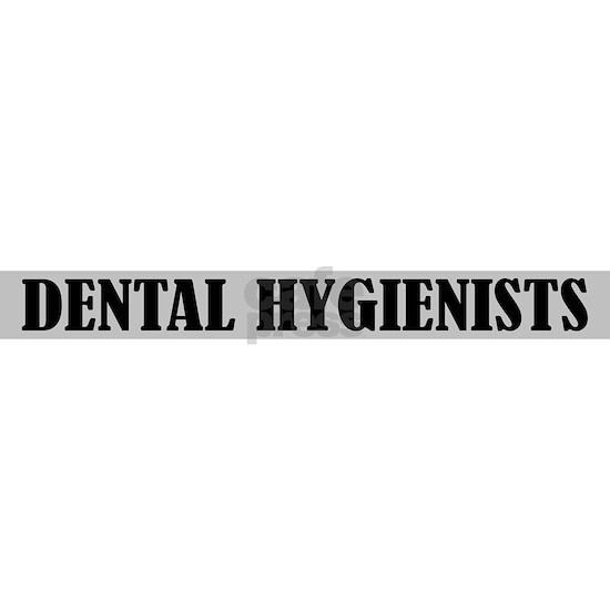 Dental Hygienist Quote License Frame