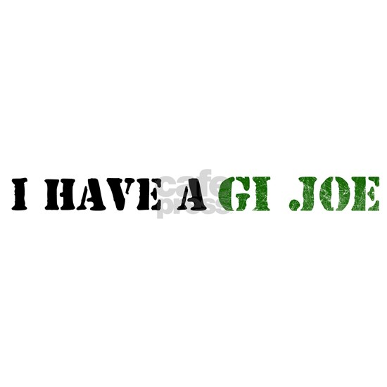 I Have A GI Joe