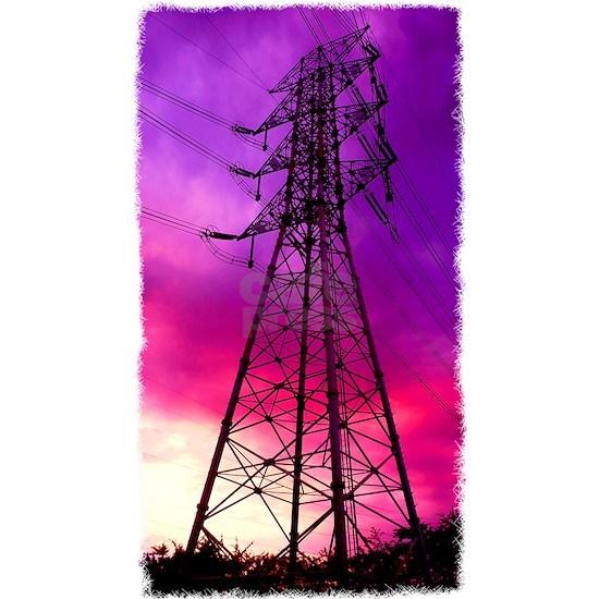 Dawn of STEEL TOWER