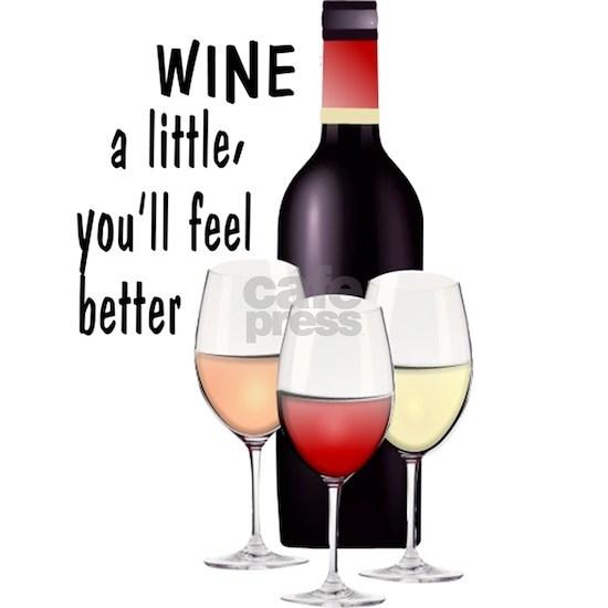 wine a little 2