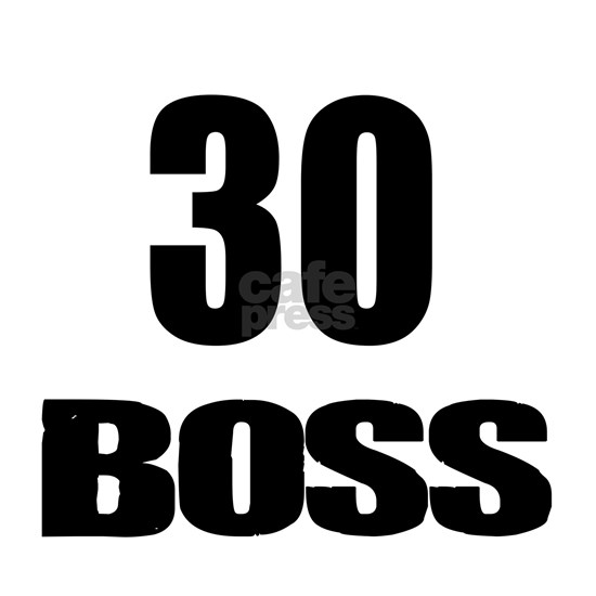 30 Boss Birthday