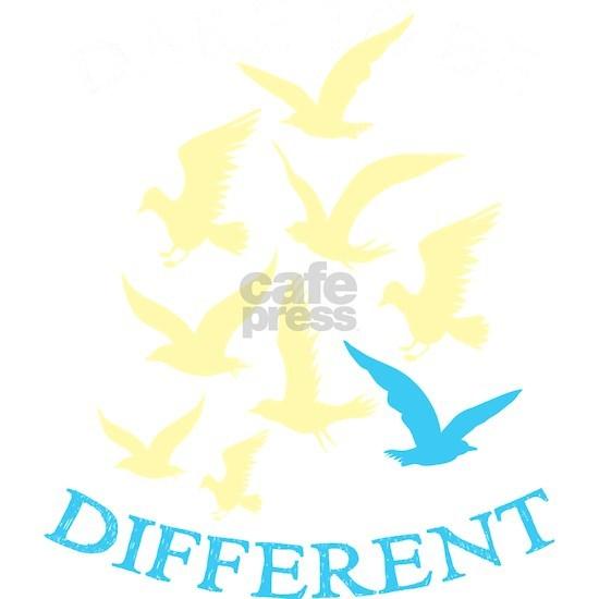 Birds Bird Lover Dare To Be Different Gift Idea Bi