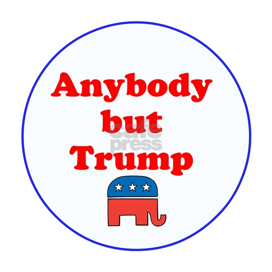 Anybody but Trump