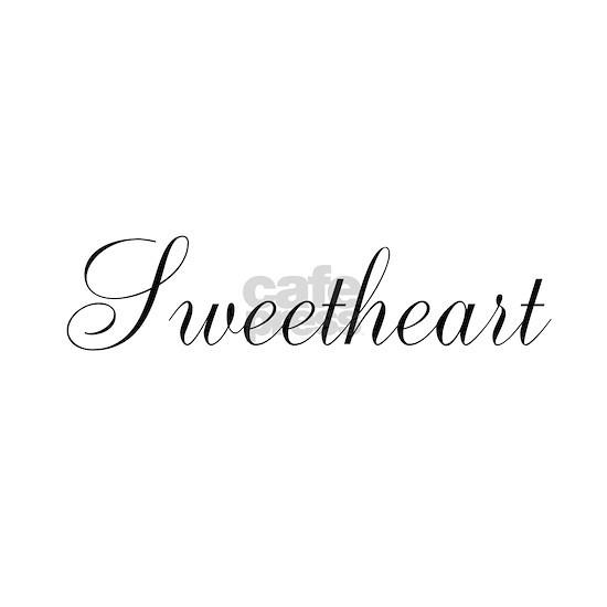 Sweetheart Black Script