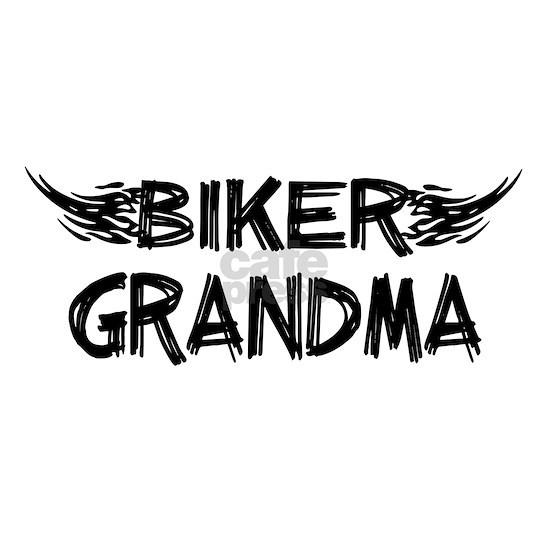 Biker Grandma