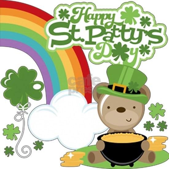 Happy St. Patrick's Day Little Bear