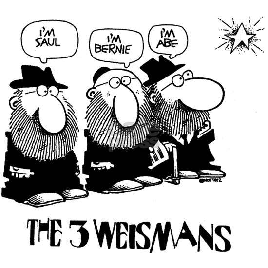 The 3 Weisman