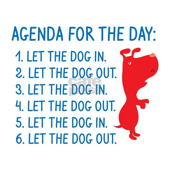 agenda-for-the-day