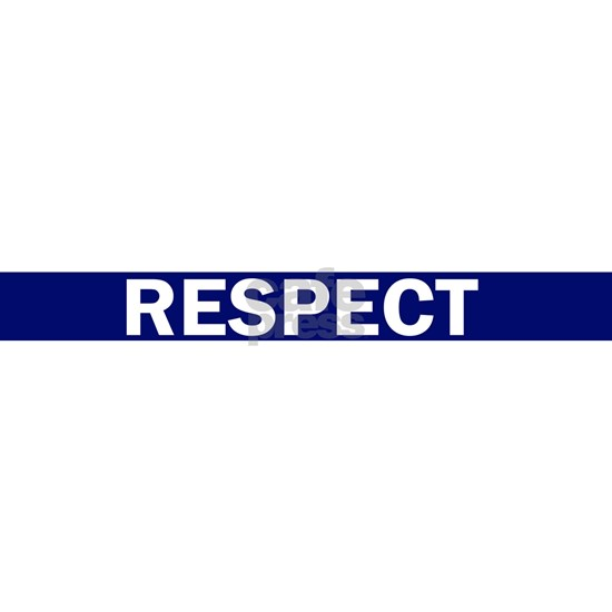 RESPECT BLUE