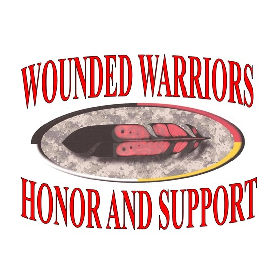 HONOR WOUNDED WARRIORS