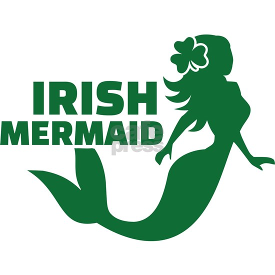 Irish mermaid