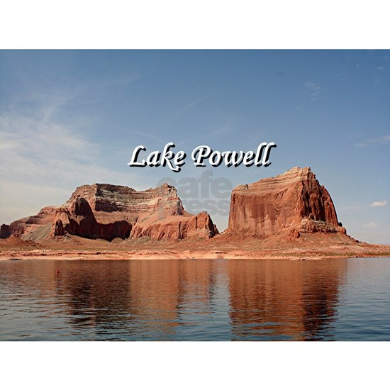 Lake Powell, Glen Canyon, Arizona/Utah, USA 1A