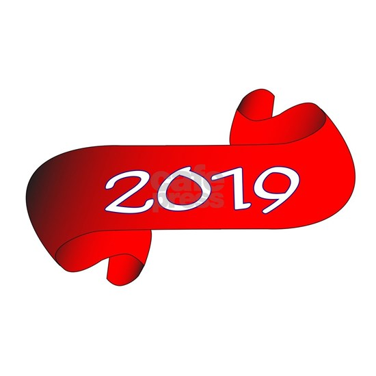 2019 Red Scroll