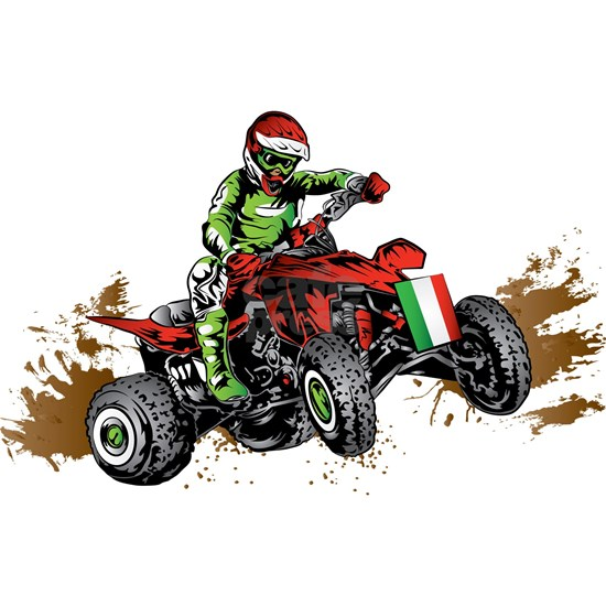 Off-Road Mexican ATV Quad