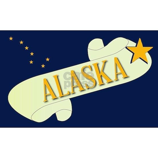 Alaska Scroll