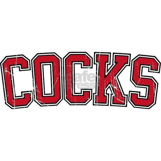 Cocks - Jersey Vintage
