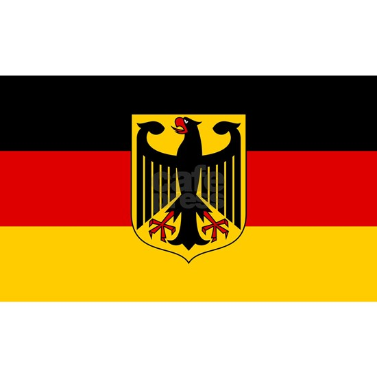 German Eagle Flag