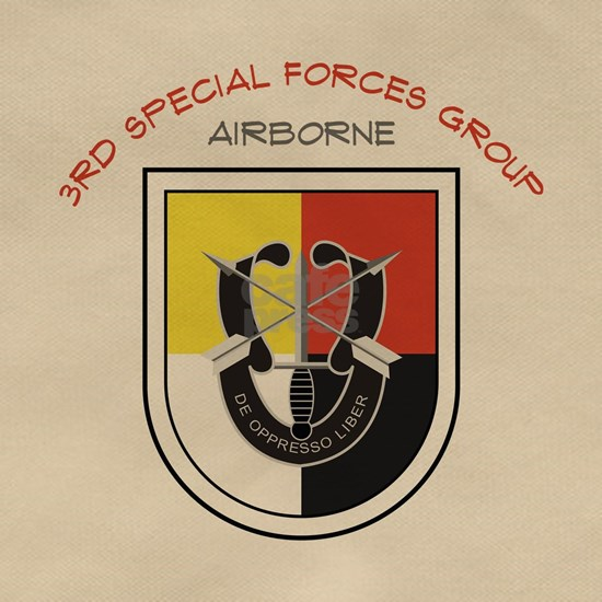 3rd Special Forces Airborne