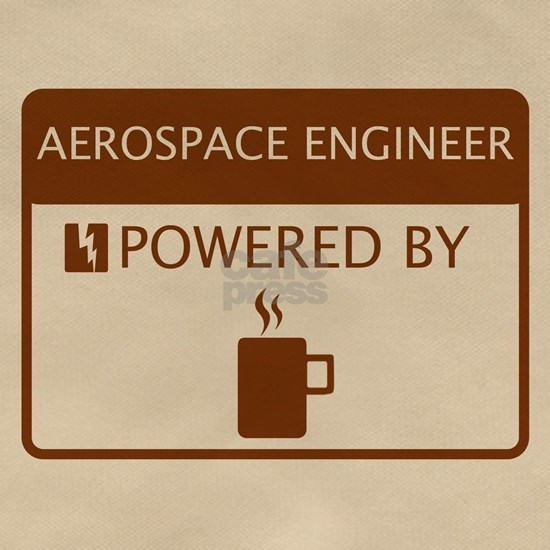 Aerospace Engineer Powered by Coffee
