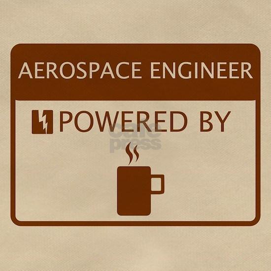 Aerospace Engineer Powered by Coffee
