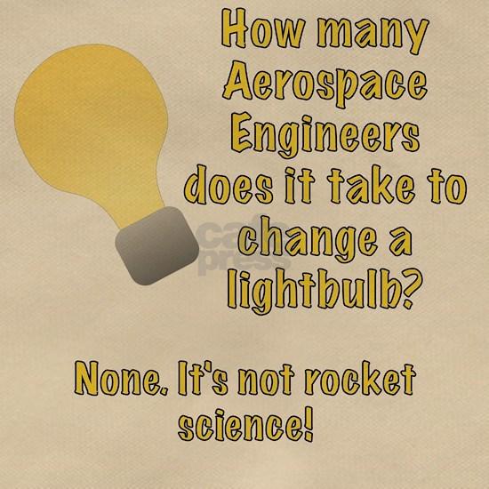 Aerospace Engineer Lightbulb Joke