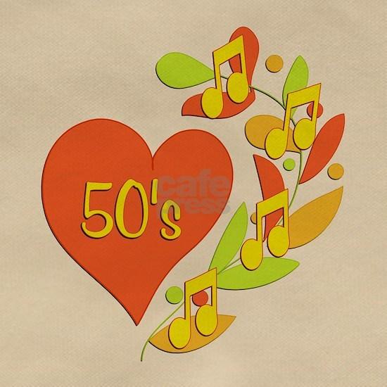 50s Music Heart