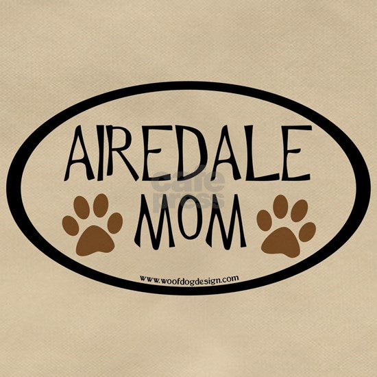 airedale mom two paws