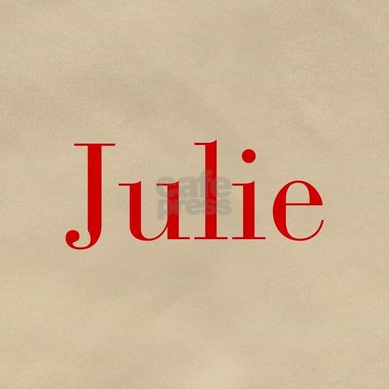 Julie-bod red