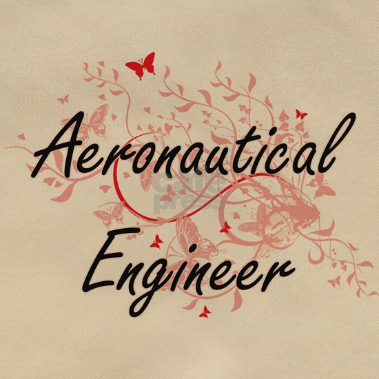Aeronautical Engineer Artistic Job Design with But