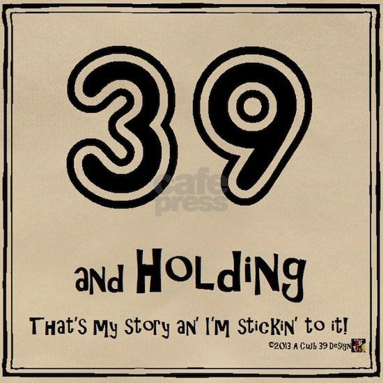 39AHC Thats My Story-Black