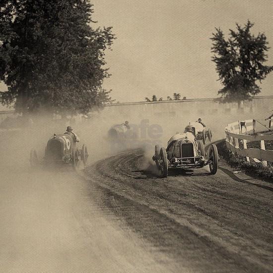 Rockville Fair Auto Races, 1923