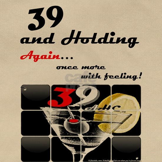 39+ Again-with Feeling!