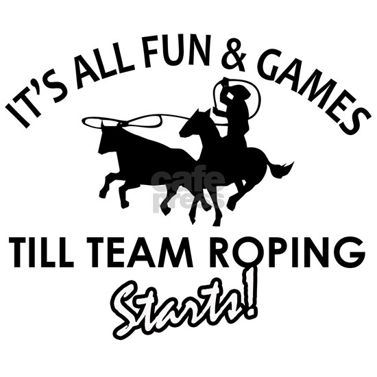 Cool Team Roping Designs