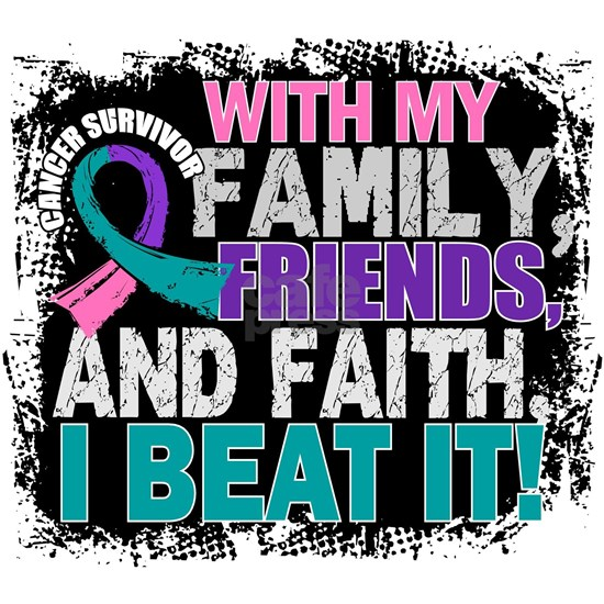 - Thyroid Cancer Survivor Family Friends Faith