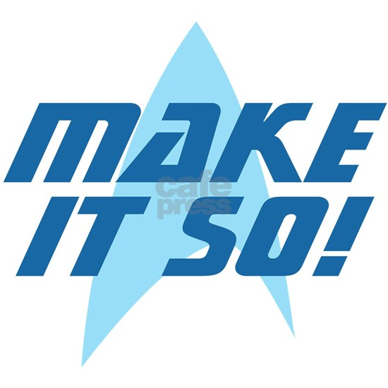 Star Trek: Make It So