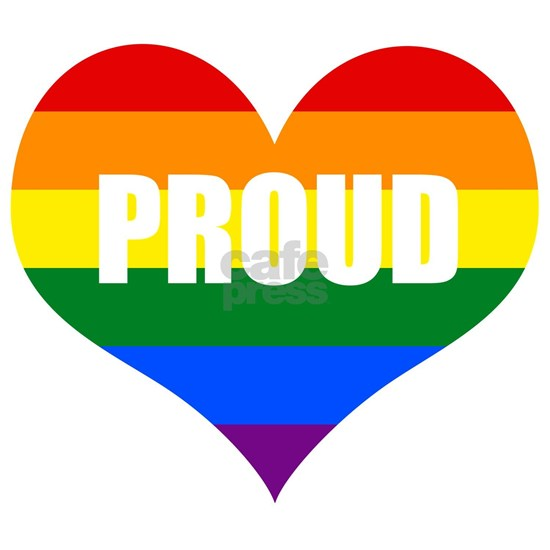 PROUD HEART (Rainbow)