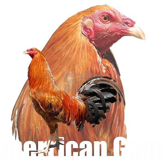 American Game Fowl Gear Mens Wallet