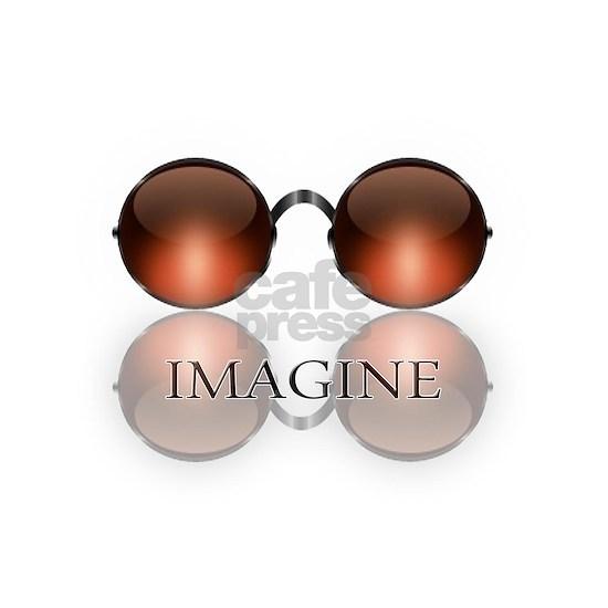 Rose Colored Glasses Imagine