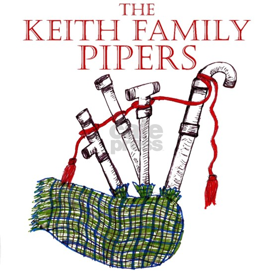 The Keith Family Pipers